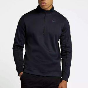 Nike Therma Repel Men's 1/2-zip Golf Top Black Sm